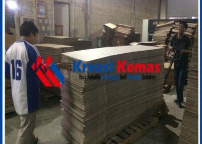 Pabrik Kardus Air Mineral
