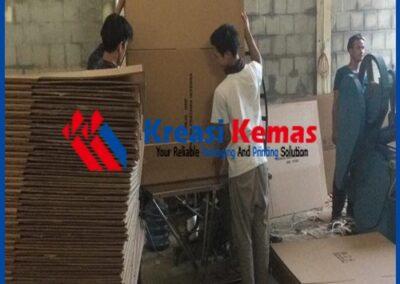 Pabrik Kardus Terpercaya di Jakarta