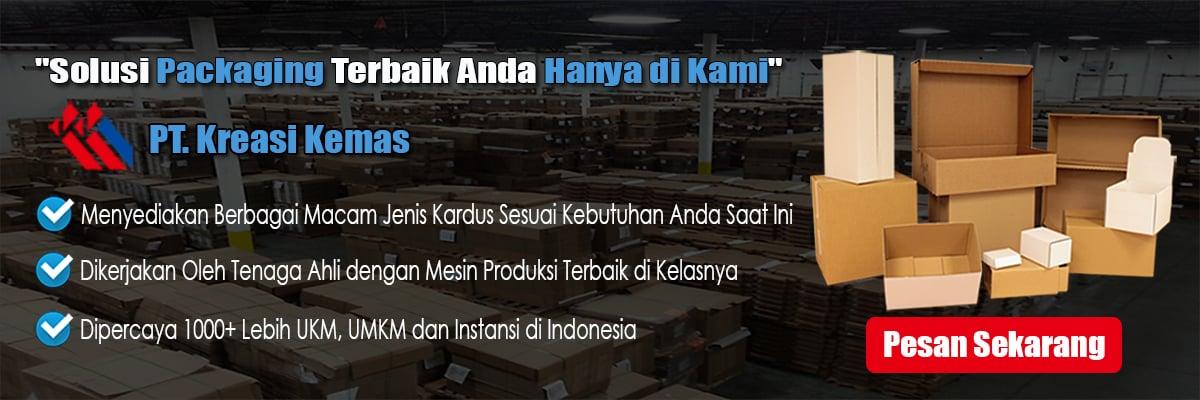 Pabrik Kardus di Jakarta Tangerang Bekasi Bogor